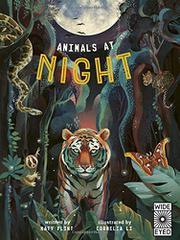 ANIMALS AT NIGHT by Katy Flint