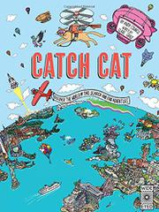 CATCH CAT by Claire Grace