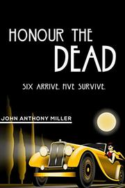 HONOUR THE DEAD Cover