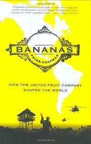 BANANAS! by Peter Chapman