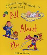 ALL ABOUT ME by Selina Young