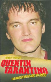 QUENTIN TARANTINO by Wensley Clarkson
