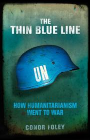 Book Cover for THE THIN BLUE LINE