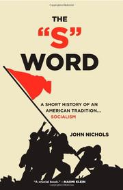 "THE ""S"" WORD by John Nichols"
