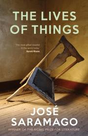 Cover art for THE LIVES OF THINGS