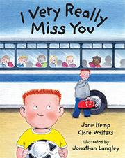 I VERY REALLY MISS YOU by Jane Kemp