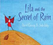 LILA AND THE SECRET OF RAIN by David Conway
