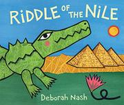 RIDDLE OF THE NILE by Deborah Nash