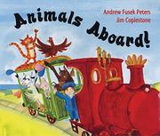 Cover art for ANIMALS ABOARD!