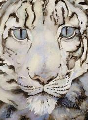 Cover art for THE SNOW LEOPARD