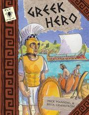 Cover art for GREEK HERO