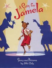 Book Cover for A SONG FOR JAMELA