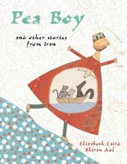 Book Cover for PEA BOY