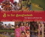 Cover art for B IS FOR BANGLADESH
