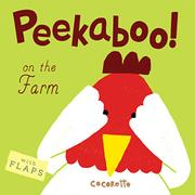 PEEKABOO! ON THE FARM! by Cocoretto
