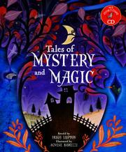 TALES OF MYSTERY AND MAGIC by Hugh Lupton