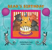 BEAR'S BIRTHDAY by Stella Blackstone