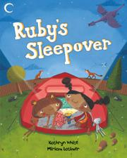 Cover art for RUBY'S SLEEPOVER