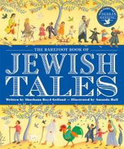 THE BAREFOOT BOOK OF JEWISH TALES by Shoshana Boyd Gelfand