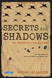 Cover art for SECRETS AND SHADOWS