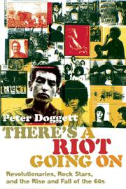 Cover art for THERE'S A RIOT GOING ON