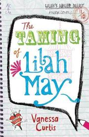 Cover art for THE TAMING OF LILAH MAY
