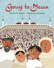 Book Cover for GOING TO MECCA