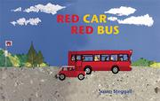 Book Cover for RED CAR, RED BUS