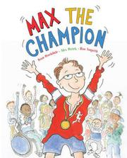 MAX THE CHAMPION by Sean Stockdale