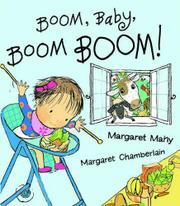 BOOM, BABY, BOOM BOOM! by Margaret Mahy