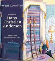 TALES FROM HANS CHRISTIAN ANDERSEN by Hans Christian Andersen
