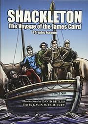 SHACKLETON by Gavin McCumiskey