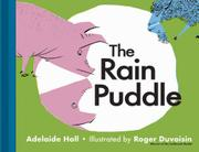 THE RAIN PUDDLE by Adelaide Holl