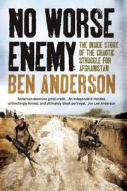 Book Cover for NO WORSE ENEMY