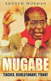 MUGABE by Andrew Norman