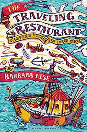 Cover art for THE TRAVELING RESTAURANT