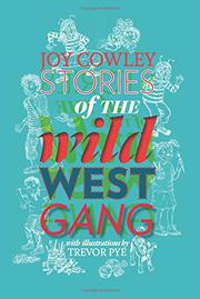 Book Cover for STORIES OF THE WILD WEST GANG