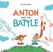 Book Cover for ANTON AND THE BATTLE