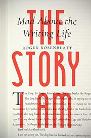THE STORY I AM by Roger Rosenblatt