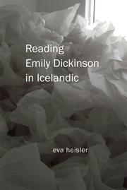 Reading Emily Dickinson in Icelandic by Eva Heisler