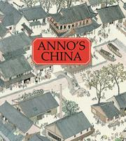 ANNO'S CHINA by Mitsumasa Anno