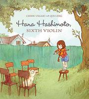 HANA HASHIMOTO, SIXTH VIOLIN by Chieri Uegaki
