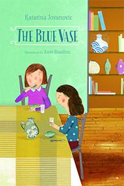 THE BLUE VASE by Katarina Jovanovic