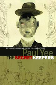 Cover art for THE SECRET KEEPERS