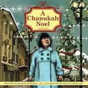 Book Cover for A CHANUKAH NOEL