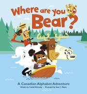 Cover art for WHERE ARE YOU BEAR?