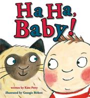 HA HA, BABY! by Kate Petty