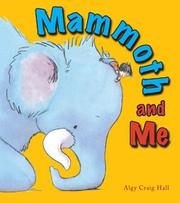 Cover art for MAMMOTH AND ME