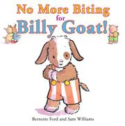 Book Cover for NO MORE BITING FOR BILLY GOAT