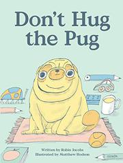 DON'T HUG THE PUG by Robin Jacobs